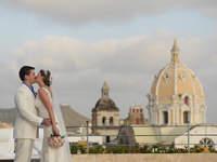 Los 12 mejores fotógrafos de bodas en Cartagena de Indias