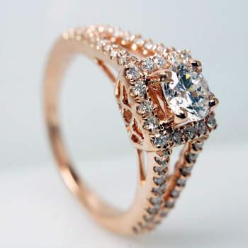 30 anillos de compromiso vintage: Las joyas más lindas de la historia