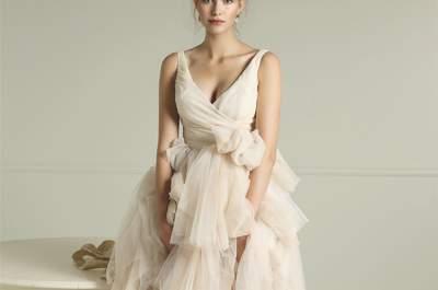 Vestidos de noiva de estilistas que você tem que conhecer: você vai se apaixonar!