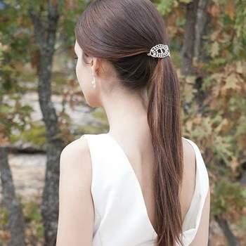 Le acconciature da sposa con coda 2017 più belle ed originali: quale sceglierai?