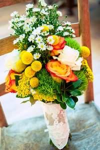 8 tipos de flores para novia