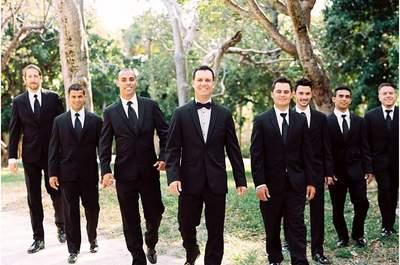 Los 8 accesorios que harán que tu novio esté más guapo (aún) el día de la boda