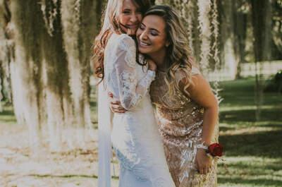 Carta de una madre a su hija el día de la boda: y ¿qué te dirá?