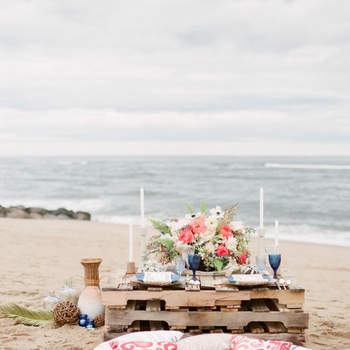 Decorazione per matrimoni in spiaggia 2017: il tuo grande giorno in una cornice da sogno!