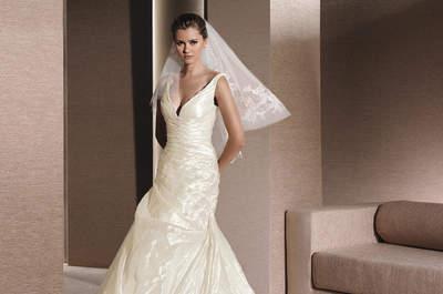 La Sposa 2016: 60 diseños de vestidos de novia. ¿Te los vas a perder?