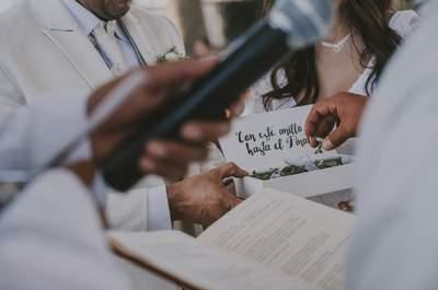 Anillos de compromiso y argollas de boda 2017: 4 tendencias, ¡la 2 te va a encantar!