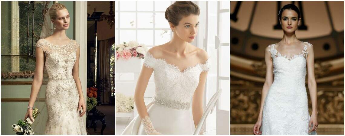 Robes de mariée en dentelle : nos sublimes découvertes pour 2016