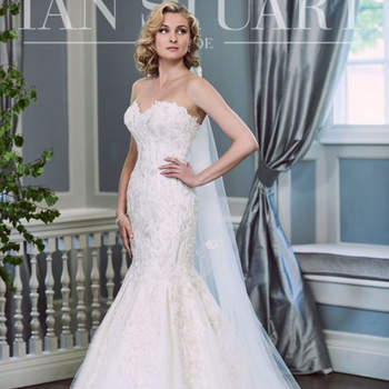 Ian Stuart Wedding Dresses for 2017: Styles to Suit Every Type of Bride