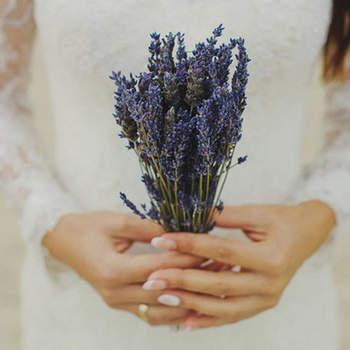 Buquê de noiva com flores silvestres 2017: um toque boho chic deslumbrante!