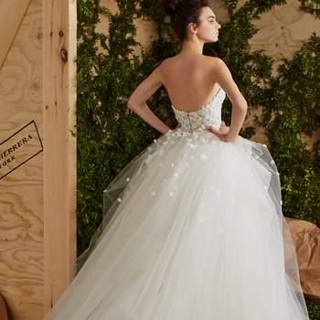 Vestidos de noiva Carolina Herrera 2017: elegância é a sua marca registrada!