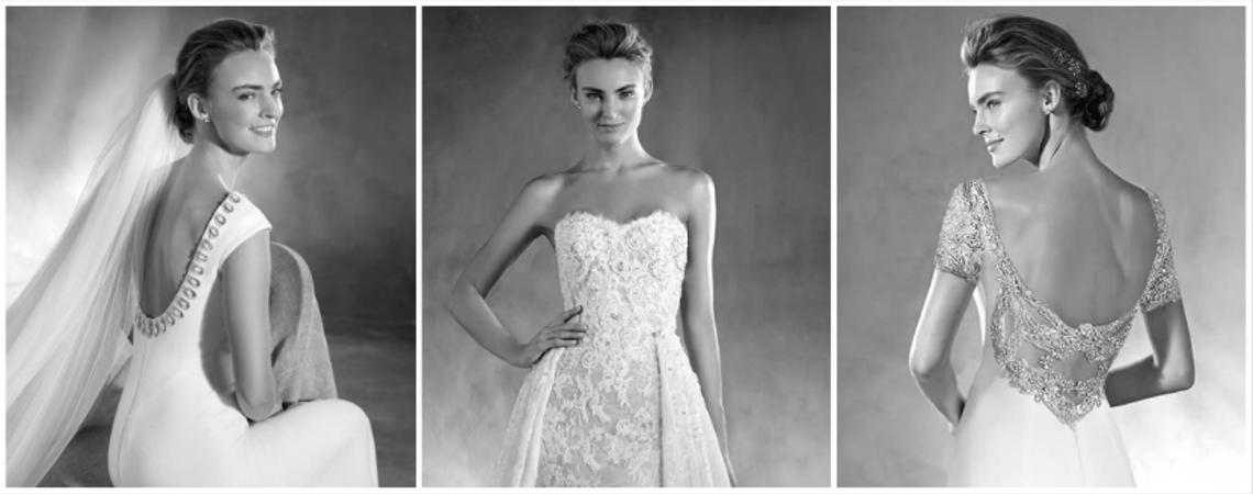 Los 50 vestidos de novia más impresionantes de la colección de Pronovias para 2017