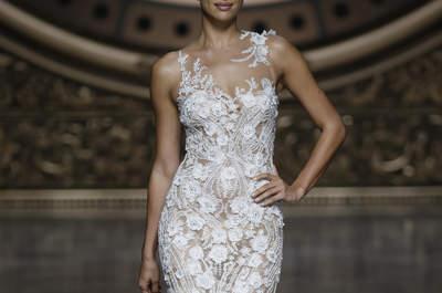 Новая Коллекция Pronovias 2016: самые красивые свадебные платья