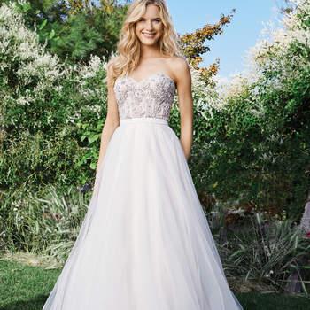 De bruidsjurken van Lillian West: unieke ontwerpen voor bruiden!