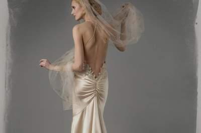 Imperdível: os 60 vestidos de noiva mais sexy para 2015