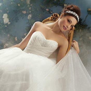 Onze selectie van de beste Disney sprookjes bruidsjurken van Alfred Angelo