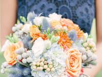 55 mooiste bruidsboeketten 2016