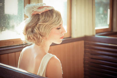 Tendencias 2016 en maquillaje para novias, ¿te atreves a salir de lo clásico?