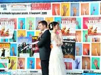10 Photographes de mariage époustouflants en Alpes-Maritimes !