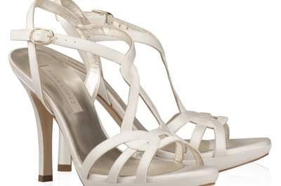 Zapatos de novia de Pura López 2015: el calzado ideal para tu gran día