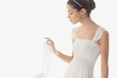 Robes de mariée pour femmes enceintes