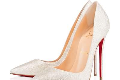 """Chaussures de mariée Christian Louboutin 2017 : 14 modèles de rêve pour dire """"oui"""" !"""