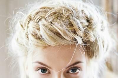 Los 60 mejores peinados de novia para el 2015