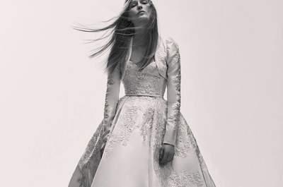 Elie Saab lanza su primera colección para novia: ¡Conoce TODOS los detalles!