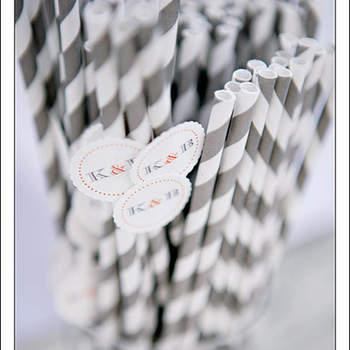 Wedding Decor Highlight: Stripes