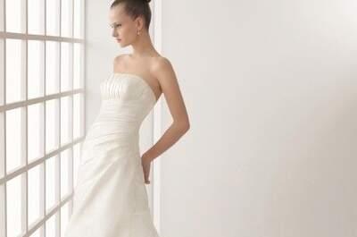 Vestidos de noiva para mulheres com pouco busto 2017: modelos para se apaixonar!