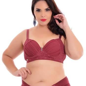 Lingerie plus size 2017: modelos que são pura sedução!