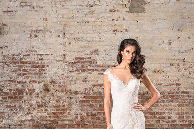The 2017 Justin Alexander Signature Collection. The perfect dress for your special day!