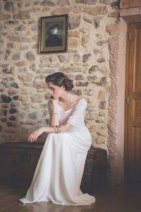 Robes de mariée vintage 2017