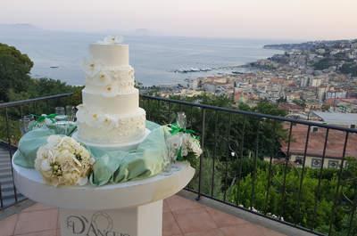 Villa D'Angelo Santa Caterina: il vostro giorno più bello tra arte, storia e costume di Napoli
