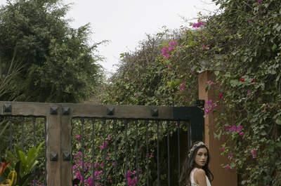 Modelos de diseñador para vestidos de novia ¡que sí podrás encontrar en Lima!
