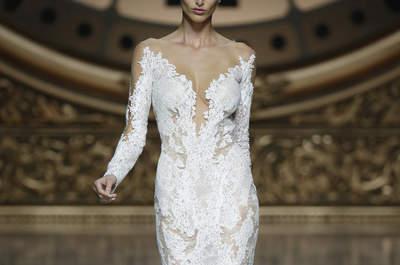 Magia e espetáculo:  os mais incríveis vestidos de noiva Pronovias 2016