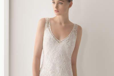 Kurze Hochzeitskleider für selbstbewusste Bräute