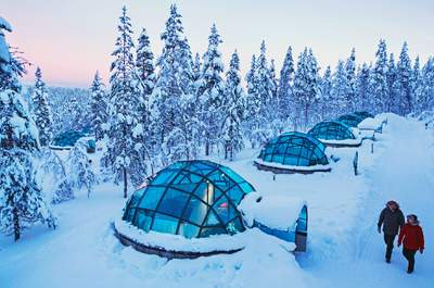 5 of the World's Most Weird and Wonderful Places to Stay on your Honeymoon