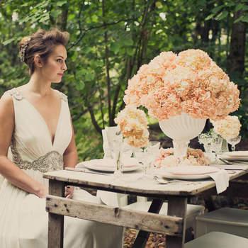 La flor más elegante para decorar tu boda: 35 Increíbles ideas ¡para el gran día!