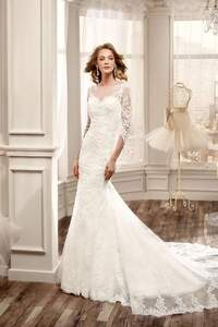 Vestidos de novia con corte sirena 2016
