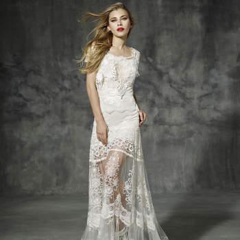 Enamórate con las últimas tendencias en vestidos de novia YolanCris