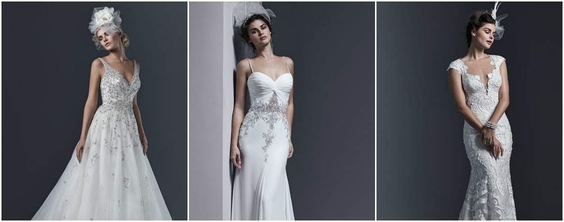 Sottero and Midgley's Autumn 2015 classic bridal collection