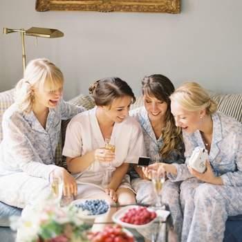 Бесценное сокровище невесты — сестры и подруги