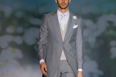Selección de trajes de novio 2014