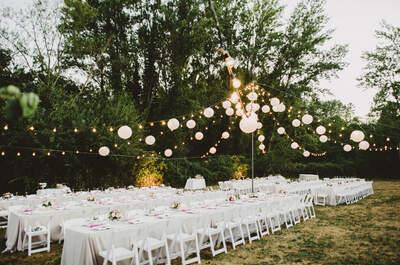 Cómo elegir un local para tu recepción de matrimonio