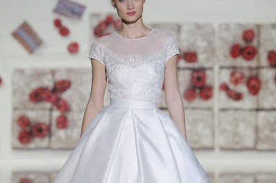 Princess-cut Wedding Dresses for 2017: 60 Spectacular Designs That You Won't Want to Miss Out On!