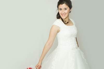 Los 44 vestidos de novia para mujeres delgadas 2017. ¡Encuentra el tuyo!