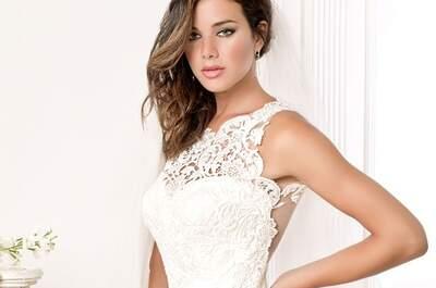 Ecco i 100 abiti da sposa più belli del 2017: c'è anche il tuo?