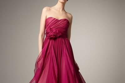 35 imagens com a cor eleita pelo Pantone 2015: Marsala! Incorpore no seu casamento!