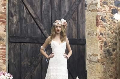 60 vestidos de noiva mais bonitos para a próxima temporada primavera-verão: escolha o seu!