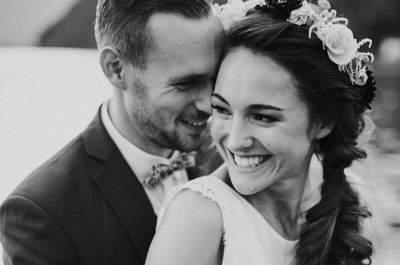 Un mariage sur les bords du lac d'Annecy pour Audrey et Charles-Henri